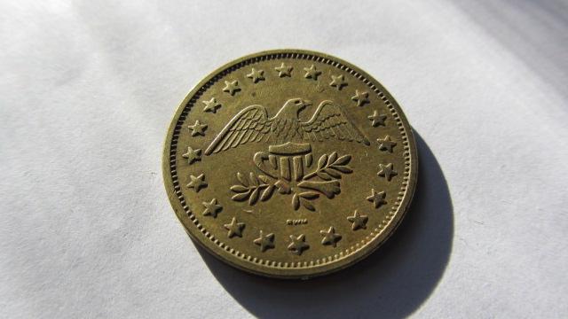 Старые жетоны из наших коллекций. - страница 2 - коллекциони.