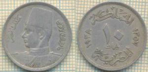 Египет 10 миллим 1938  56.jpg
