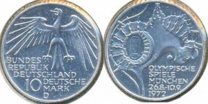 ФРГ  10 марок  1972   1.jpg