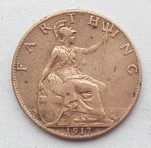 IMG02919выст Великобритания 1 фартинг 1917.jpg