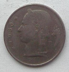 IMG02838выст Бельгия 1 франк 1950.jpg