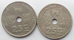 IMG02838выст Бельгия 25 сентим 1938 г 2 шт.jpg