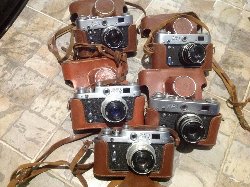 вам коллекционеры россии фотоаппаратов эта традиция
