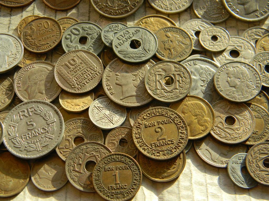 японской картинки старинных монет ощущение быть один