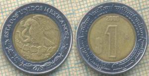 Мексика 1 песо 2000.jpg