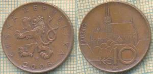 Чехия 2008 10 крон 33.jpg