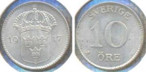 Швеция 10 эре 1917  5.jpg