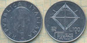 Италия 100 лир 1974   71.jpg