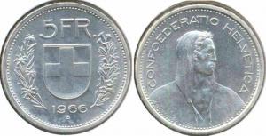 Швейцария 5 франков 1966  3.jpg