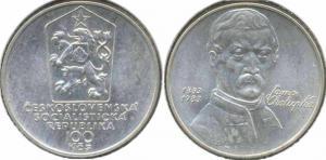 Чехословакия 100 крон 1983  7.jpg