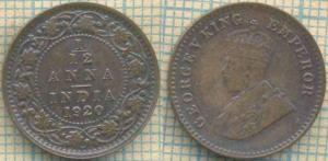 Индия 1 12 анны 1920  53.jpg