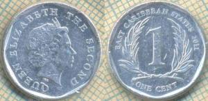 Восточные Карибы 1 цент 2011  567.jpg