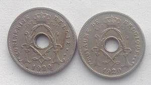 IMG02910выст Бельгия 5 сентим 1920 2 шт.jpg