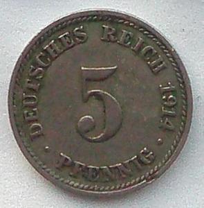 IMG03163выст Германия 5 пф 1914 DD.jpg