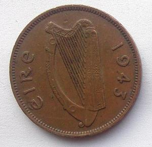 IMG03518выст Ирландия пол пенни 1943.jpg