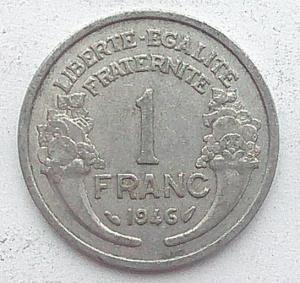 IMG04735выст Франция 1 фр 1946.jpg