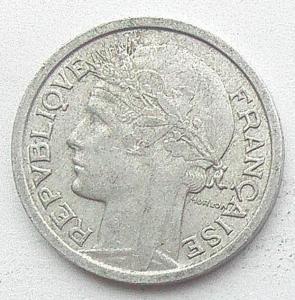 IMG04757выст Франция 1 фр 1948 В.jpg